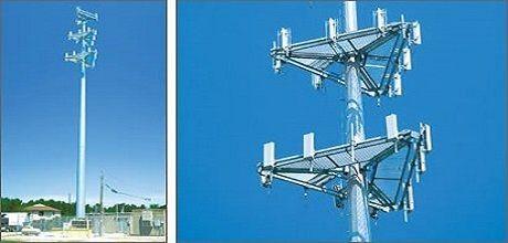 Cột anten monopole, Trụ anten monopole Hapulico Industry