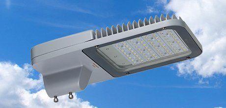 Đèn đường led, đèn led chiếu sáng đường phố Hapulico Industry