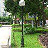 Cột  đèn sân vườn BAMBOO LT01