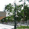Cột đèn sân vườn DC06 LT06